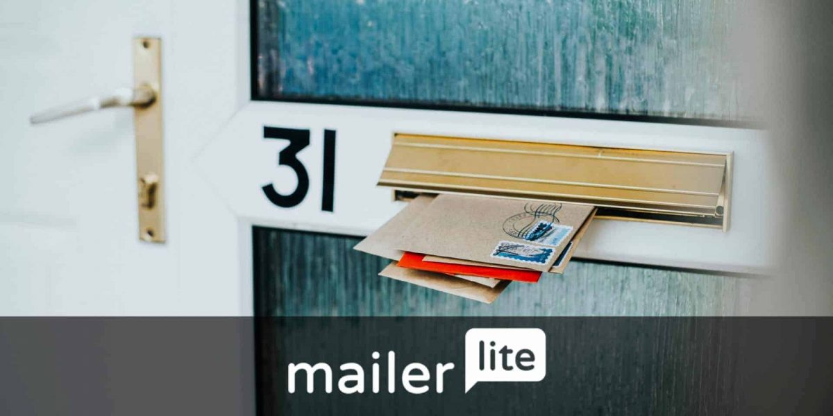 Email Marketing Mailerlite  Savings Coupon Code  2020